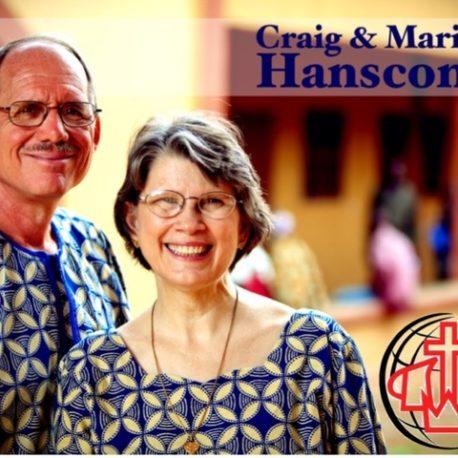 Craig & Marilyn Hanscome